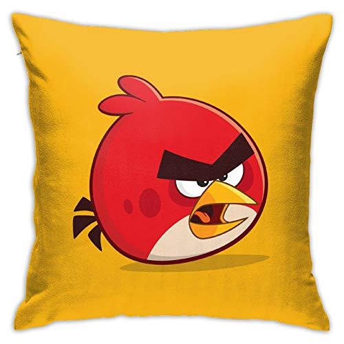 Honshang Red-Angry-Birds Pillowcase Cushion for Sofa