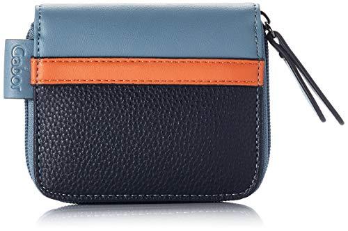 Gabor Granada Sport, Wallet Donna, Blu Scuro, Small