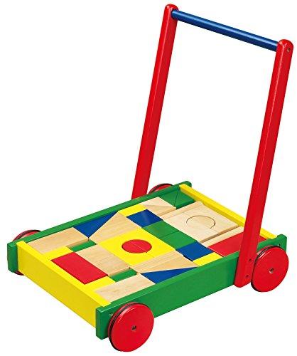 Idee + Jeu de poussettes bébé avec Blocs de Construction 400-50306