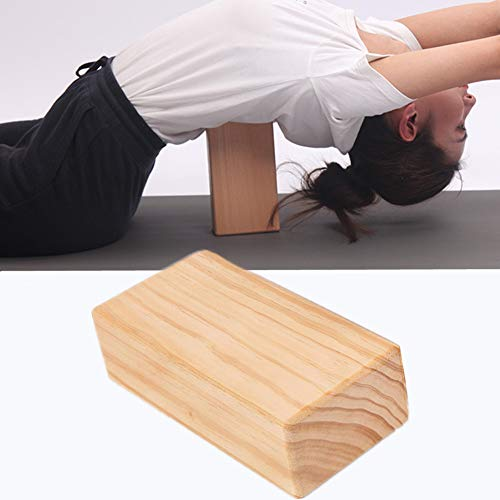 GuangLiu Yoga Bloque Ladrillos Yoga Yoga Conjunto Bloque de Yoga Conjunto Pilates Bloques Bloques de Yoga Pilates la Cabeza de Soporte para Yoga 1pc,-