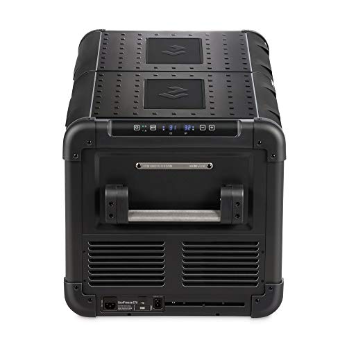 Dometic CFX-75DZWSE Electric Powered Portable Cooler, Dual Zone, Special Edition (Fridge Freezer)
