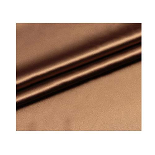 Anquanwang zijde stof satijn Taffeta elastische kracht Upscale naaien jurk ondergoed tafelkleed kussen zijdeachtig
