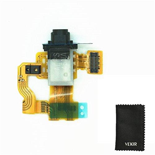 VEKIR Reemplazo Puerto para audífonos Cable Flexible Compatible con el Sensor de...