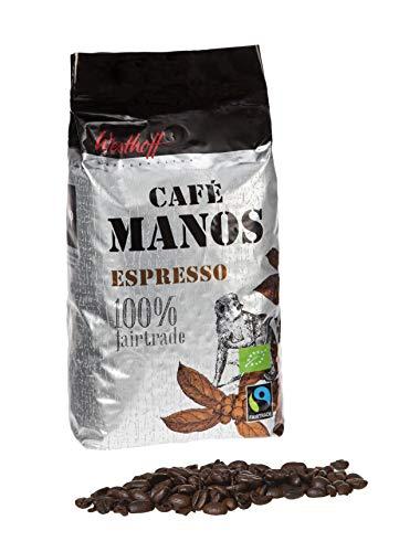Westhoff Espresso Manos 1000 Gramm Bohne