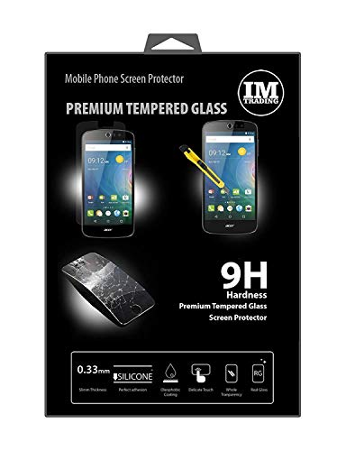 ENERGMiX Schutzglas kompatibel mit ACER Liquid Z530 Premium Tempered Glas Bildschirmglas Panzer Folie Schutzfolie