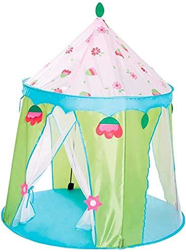 Gtfzjb Spielzelt Feenhaus - Kinder-Spielzeug - Spielhaus für kleine Feen - gehört ab 3 Jahre - Mehrfarbig