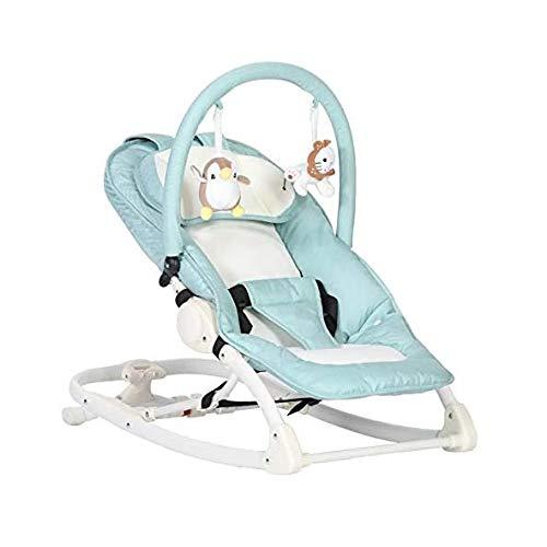 NXYJD Silla de Confort con vibración Silla Mecedora para bebés Tubo de...