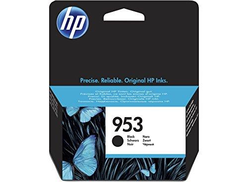 Hewlett Packard L0S58AE#BGY - Cartucho de inyección, color negro