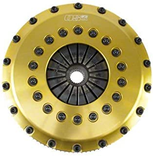 OS Giken TY021-BF6 Clutch (Requires Ty021-Bf60M(Toyota Supra 1Jzgte TR Series Dampened Twin Plate)