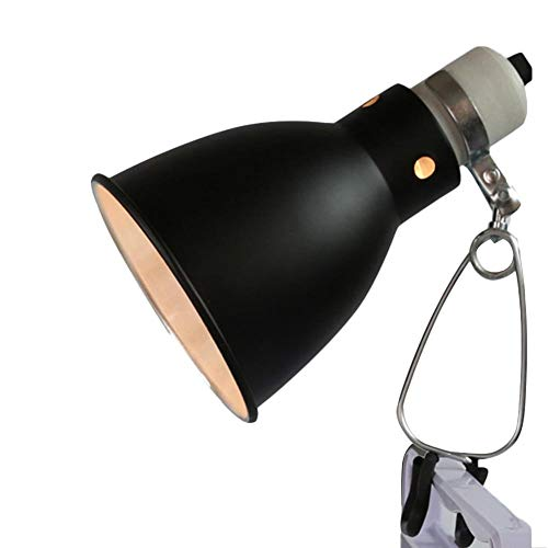 ningxiao586 300 W E27 UVA/UVB 100 – 240 V reptil, lámpara de calefacción para soporte de lámpara de calefacción, lámpara de soporte para lámpara de tortuga reptil para tortugas calefactoras