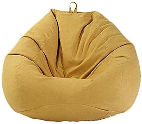 FTFTO Bureau Life Transats Canapé Chaise De Plage Loisirs Canapé Sac Sac Dossier Balcon Chambre Loisirs Portable 7 Couleurs 80 90 cm (Couleur: C)