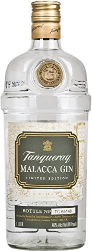 Tanqueray Malacca Limited Edition Gin (1 x 1 l)