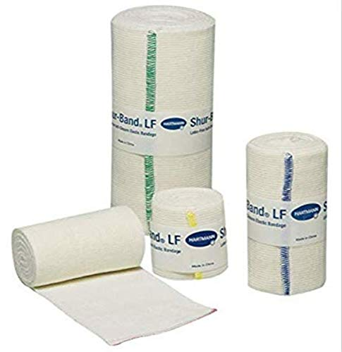 Hartmann Shur-Band Self-Closure Elastic Bandage, 3' x 5 yd, Individual Roll