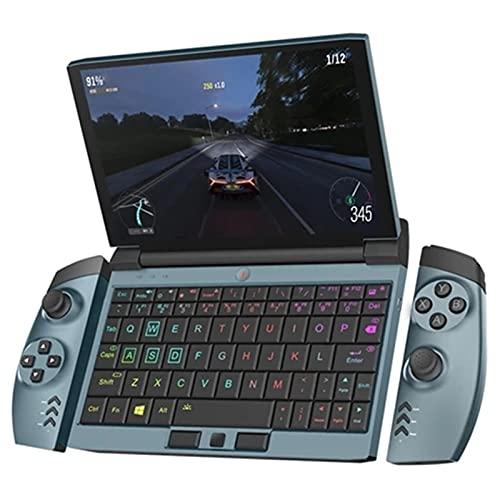 Wxyyge Una Netbook Onegx1 Gaming Laptop 7 Pulgadas 1920x1200 WiFi 6 Windows 10 WiFi versión i5-10210y 16gb RAM 512GB - Azul (Size : Without Handle)