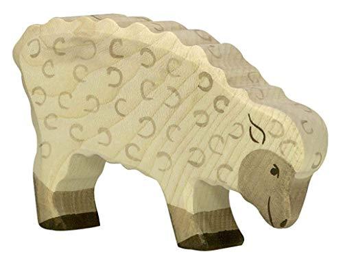 Holztiger Schaf, fressend, 80072