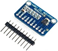 REES52 16 Bit I2C ADS1115 Module ADC 4 Channel with Pro Gain Amplifier for Arduino RPi