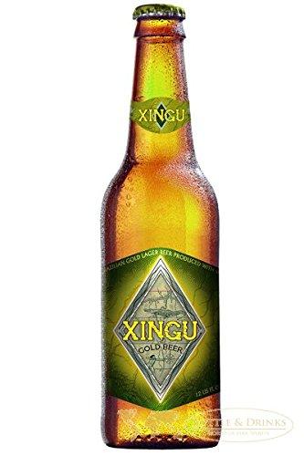 XINGU Indianer Bier Bold Beer 0,5 Liter