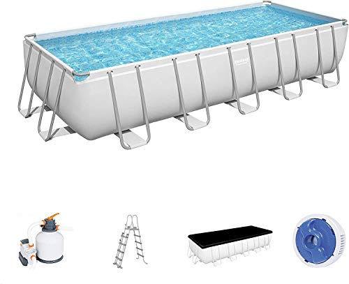 Bestway Piscina Fuori Terra Power Steel