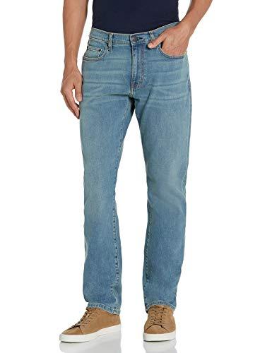 Amazon Essentials Hombre Pantalón vaquero elástico de ajuste deportivo