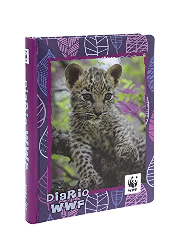 WWF - Diario 2021/2022 12 Mesi Datato - Leoncino - Standard