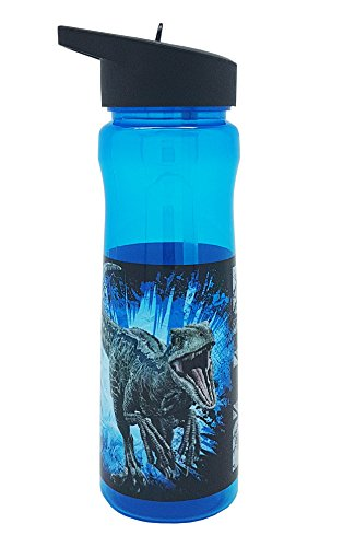 Universal Jurassic World 2600ml PP Flasche, Mehrfarbig, 6.6x 6.6x 23cm