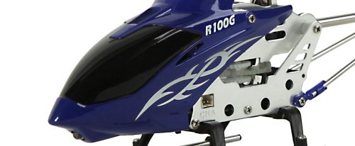 LXIN 3 Channels IR Helicopter 100g Series