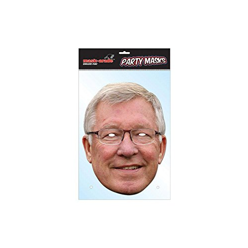 Sir Alex Ferguson Celebrity Mask (Masque/Déguisement)