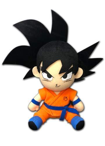 Great Eastern GE-52337 Dragon Ball Super Goku Sitting Pose Plush, 8'