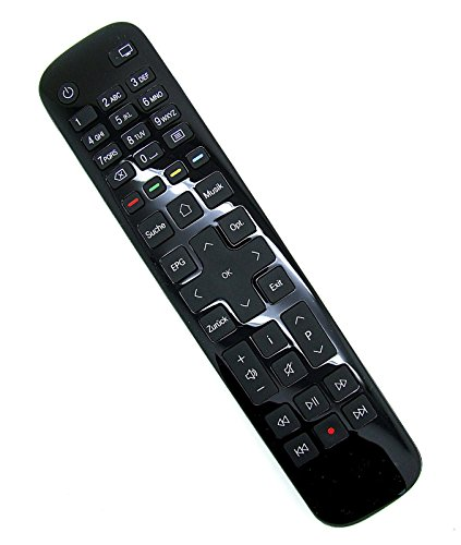 bester Test von telekom entertain tv Originalfernbedienung für Multimedia-Empfänger T-Home Telekom MR400 / 200 Schwarz