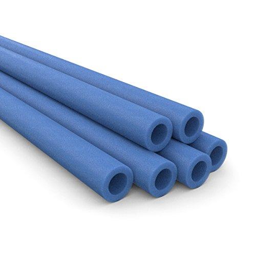 Ampel 24-6 espumas de proteccíon de Barras para Cama elàstica / 2 espumas necessarias para 2 Barras/Azul