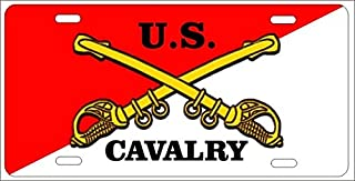 Best cavalry license plate Reviews