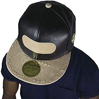 State Property Full Faux Leather Strap Back Caps, Mens & Ladies Fresh Snapback Hip Hop Hats