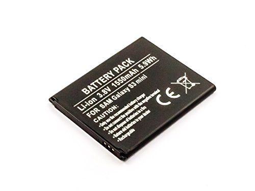 AGI - Batería de Repuesto para Samsung Galaxy S3 Mini