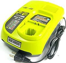 ANOPIW Replace Ryobi P117 Dual USB Charger Li-ion & Ni-cad Ni-Mh Battery Charger For 12V 18V P100 P102 P103 P105 P107 P108 1400670 P117 P118