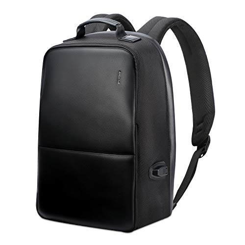 BOPai Anti-Theft Business Backpack 15.6 Inch Laptop Water-Resistant with USB Port Charging...