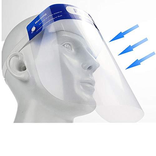 AIORNIY 2 Stück,Splash Protective Anti-Smoke Staubschutzs Schutz vor feinen Luftpartikeln, Stäuben und Schadstoffen
