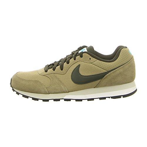 Nike Herren Md Runner 2-749794 Gymnastikschuhe, Grün (Neutral Olive/sequoia/lt Blue 201), 45.5 EU