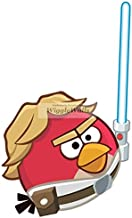 8 Inches Luke Skywalker Red Bird Angry Birds Star Wars Removable Peel Self Stick Adhesive Vinyl Decorative Wall Decal Sticker Art Kids Room Home Decor Girl Boy 4x8 Inch
