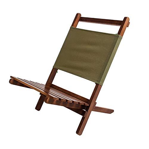 Pieghevole Bamboo Patio Sedie di Outdoor Indoor; Storia del...