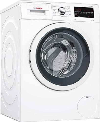 Bosch Serie 6 WAT24491ES - Lavadora (Independiente, Carga frontal, Blanco, Botones, Giratorio, Izquierda, LED)