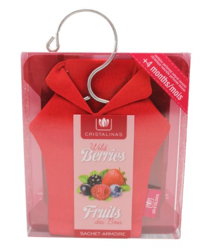 Wild Berry Scented Closet Air Freshener