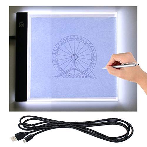 mesa de luz para calcar de la marca Imentha