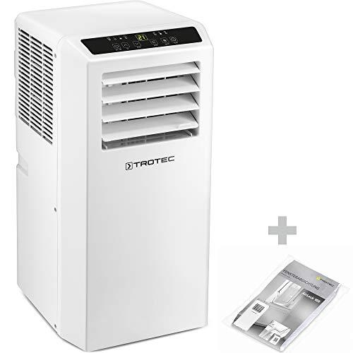 TROTEC TROTEC Lokales Klimagerät PAC 2610 S mobile 2,6 kW Klimaanlage 3-in-1-Klimagerät inkl. AirLock 100