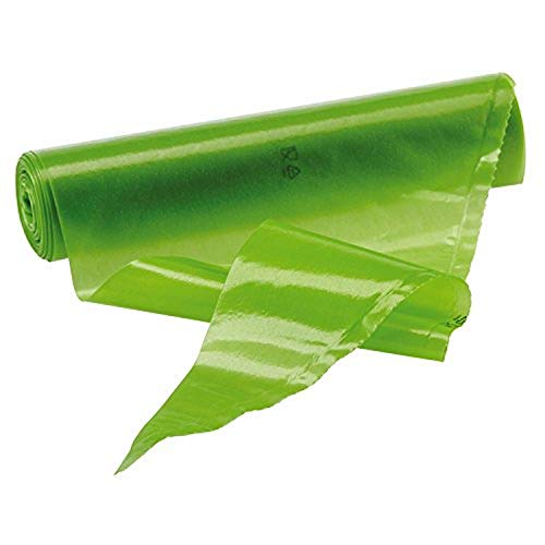 Martellato 47118-40 Sacchetti Decoro Usa e Getta Cm 40, Colore Verde