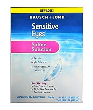 Best contact lens saline solution Reviews