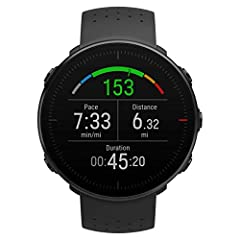ULTRA-LONG BATTERY LIFE : The Polar Vantage M Advanced GPS Running & Multisport Watch lasts for up to 30 hours of training time POLAR PRECISION PRIME HEART RATE : Polar's heart rate monitor watches redefine the gold standard in optical heart rate acc...