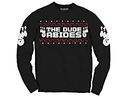 The Dude Abides Christmas Sweater