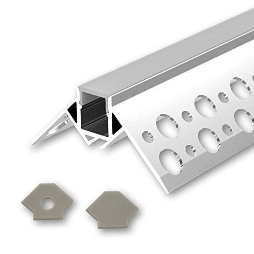GIVRO-System-Zubehör TradeFit X-Verbinder für LED Lichtschlauch