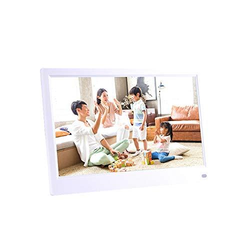 Vollbetrachtungswinkel IPS-Display, 12,5-Zoll digitaler Bilderrahmen HD Eingang 1080P Display, digitalen Fotorahmen-Werbung-Player, integrierte Lithium-Batterie
