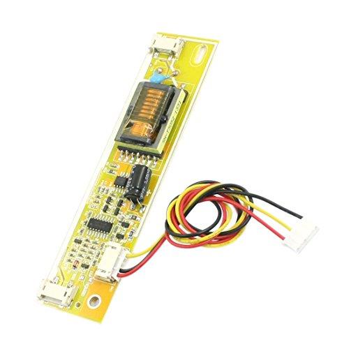 DealMux 12V Universal LCD Monitor Doble lámpara CCFL inversor para 15-19inch TFT